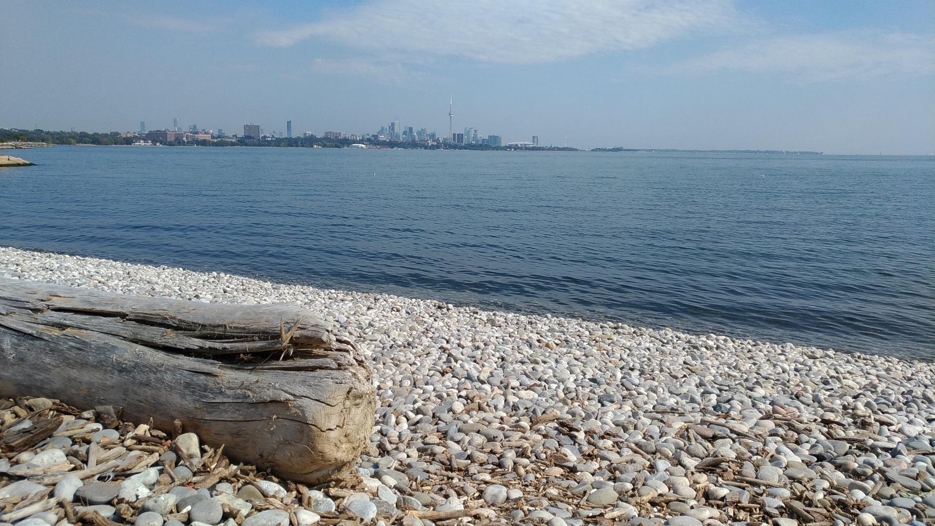 Humber Bay Park view